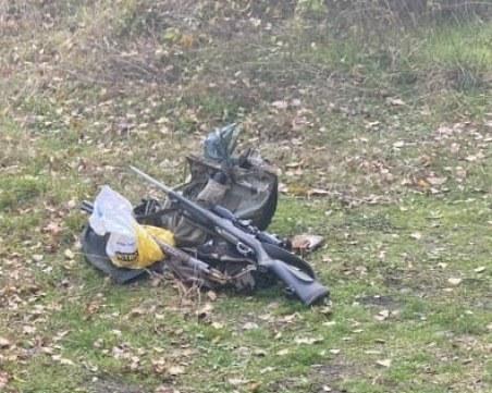 Бракониери убиха сръндак край Кричим, арестуваха ги