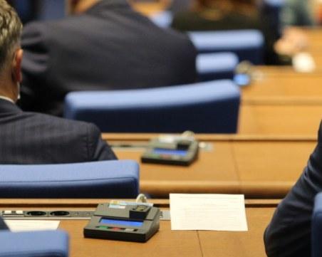 Депутатите отхвърлиха поредното президентско вето