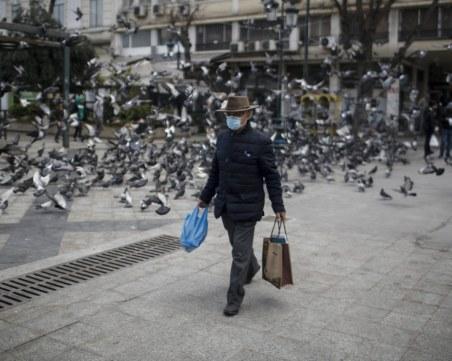 Националната блокада в Гърция е удължена