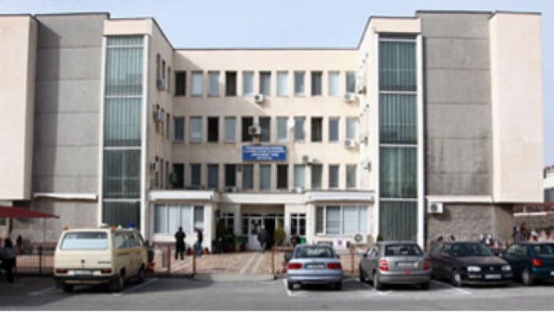 Климатик се запали в болница в Благоевград
