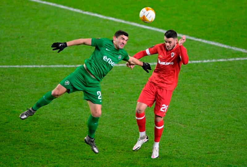 Лудогорец не успя и от петия път в Лига Европа