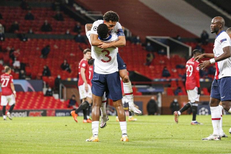 ПСЖ удари Юнайтед, Челси се разправи със Севиля