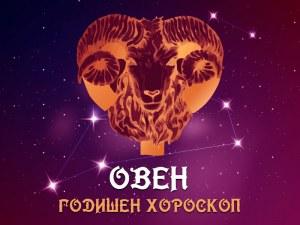 ОВЕН - Годишен Хороскоп 2021