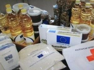 Почти 403 000 българи бяха подкрепени с храни от първа необходимост