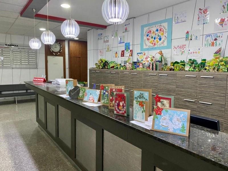Деца изпратиха рисунки на лекари в Пловдив