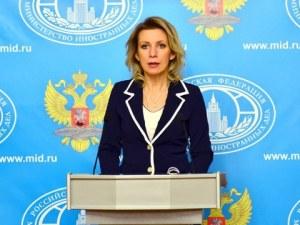 Захарова: Разполагат оръжия за нападение в България и Румъния срещу Русия
