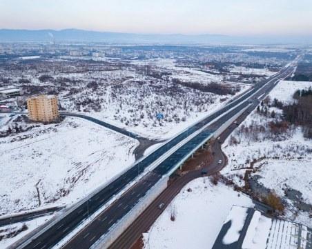 Борисов отчете още едно спазено обещание, пускат нов участък от Околовръстното на София