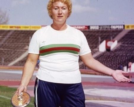 Олимпийските медалисти на Пловдив: Мария Вергова - два олимпийски медала и световен рекорд