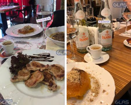 """Ресторант на """"Витошка""""  работи с подбрани клиенти, вкарва ги през странични входове"""