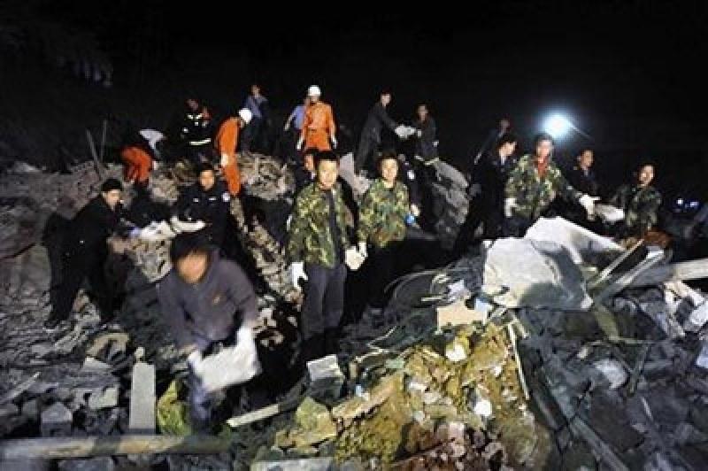 Най-малко 18 жертви в китайска мина, след изтичане на въглероден оксид