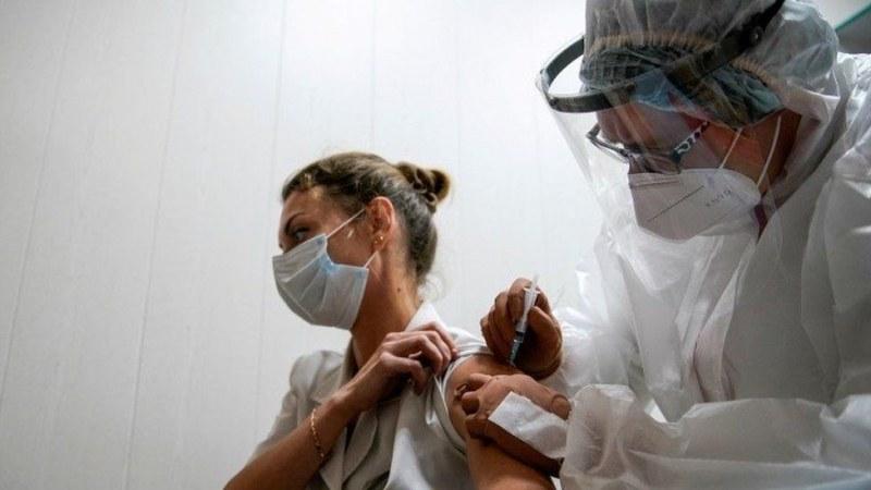 Русия стратира програма за ваксинация в Москва