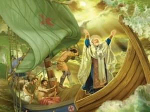 Никулден е! Честит празник на всички именици, рибари и банкери