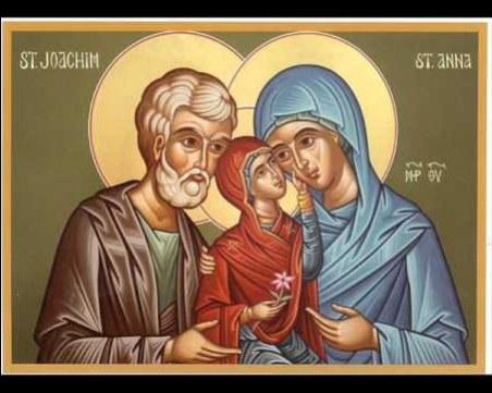 Почитаме Св. Анна - майката на Богородица