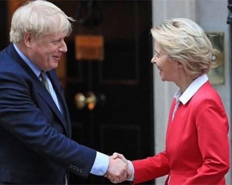 Борис Джонсън предупреди, че сделка за Брекзит вероятно няма да има