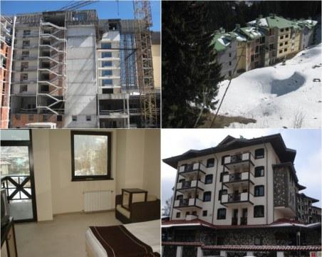 Хотели - някога за милиони, сега на безценица! Кредити ликвидират строителите в Пампорово и района