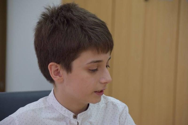 Най-малкият студент у нас – Митко от Асеновград, е отличник