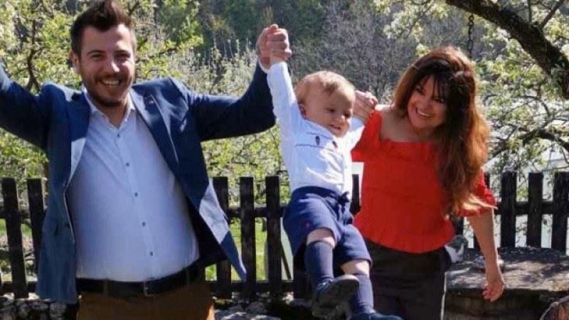 Петя Дикова стана майка за втори път