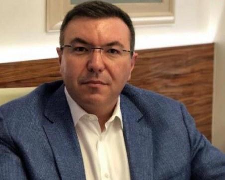 Ангелов: Няма да бъдем дистрибутор, нито ще убеждаваме българите да се ваксинират