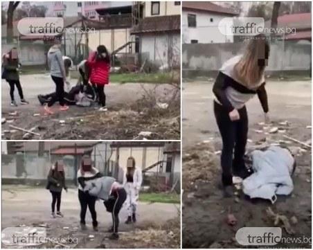 Обида в интернет в основата на жестокия побой над момиче в Пловдив