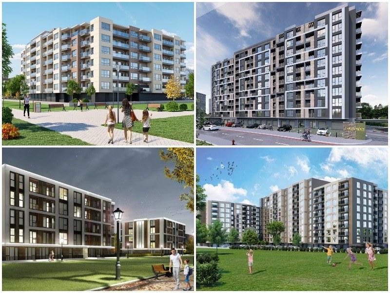 Нов дом в Пловдив за Коледа! Инвеститор пусна пет от своите комплекси на специални цени