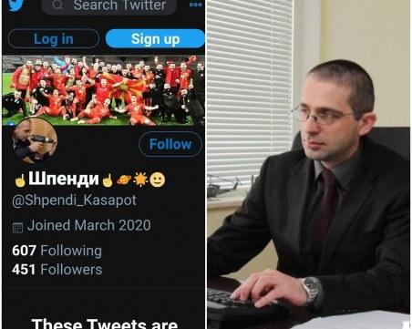 Фалшив профил със снимка с пловдивски адвокат сее омраза в македонския Туитър