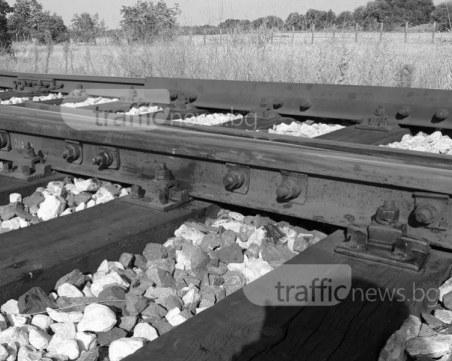 Намериха труп на мъж до жп линия