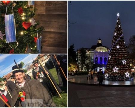 Честита Коледа! Празник по време на пандемия, хилядолетна традиция и западен привкус