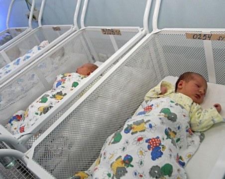 Рекорден брой бебета проплакаха в общинските АГ болници в София