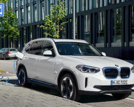 BMW увеличава производството си на електромобили