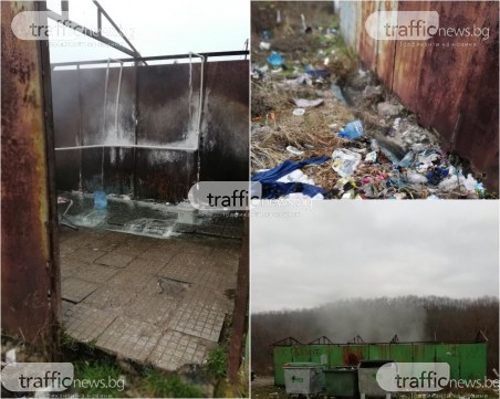 Как изтича богатството на България? Лековит минерален извор е превърнат в бунище край Асеновград