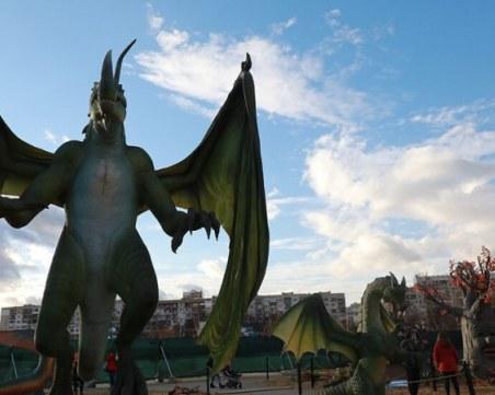 Фентъзи парк отвори в София
