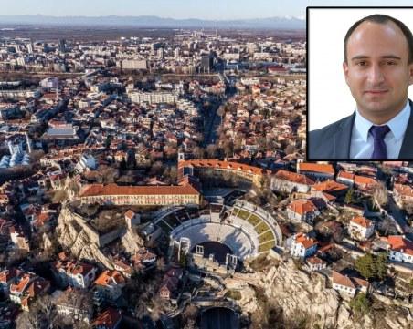 Какви инвестиции се очакват в Пловдив през 2021 - говори зам.-кметът Стефан Стоянов