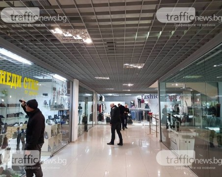 Отварят първите етажи на три търговски центъра в Пловдив?