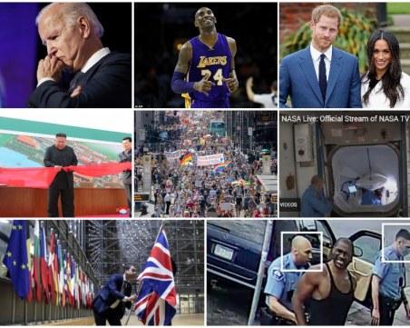 Събитията, които белязаха 2020 година ОБЗОР