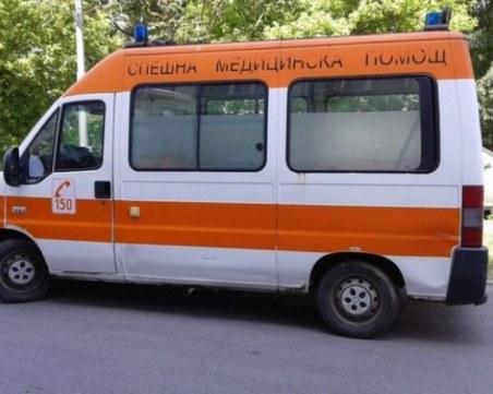 Кола блъсна 5-годишно момченце в Хасково