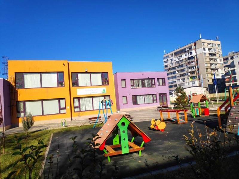 Отчетоха 66% посещаемост в детските градини в Пловдив