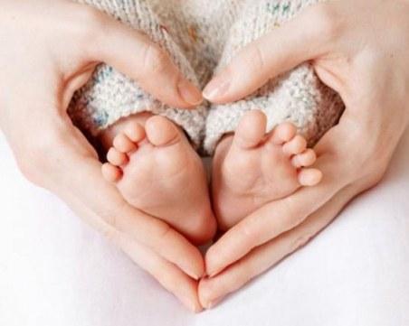 78 бебета са проплакали в Съединение през 2020 г.