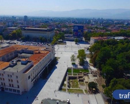 Голяма авария остави без ток част от Пловдив