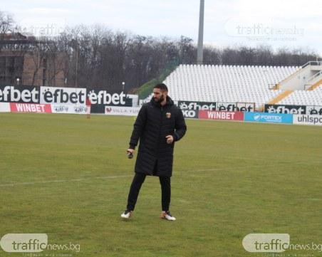 Тунчев: Искаме да привлечем трима или четирима, надявам се да запазим позициите си