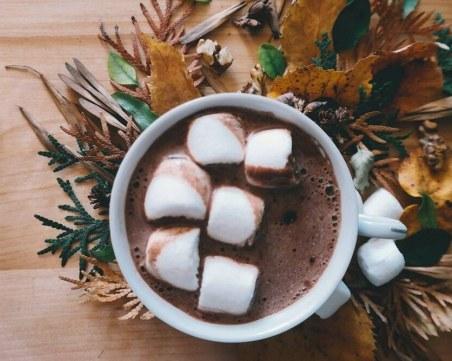 Рецепта за горещ шоколад само с 50 калории