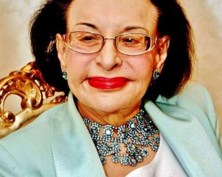 Почина екстравагантната пловдивчанка Джулия Бул