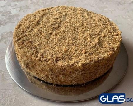 Вкусна рецепта за домашна френска селска торта