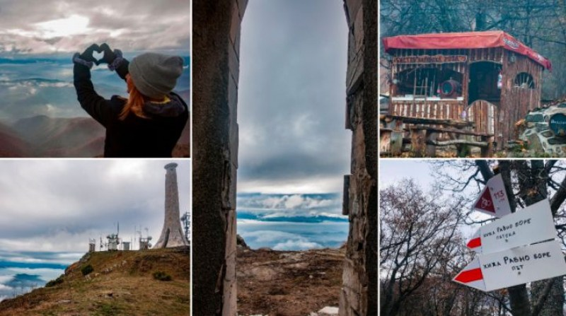 На час от Пловдив - място, пропито с история и безкрайно море от панорамни гледки