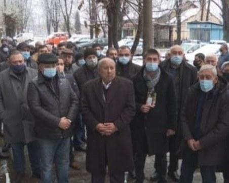 Дядото на застреляното момче на шествие пред полицията, иска среща с главния прокурор