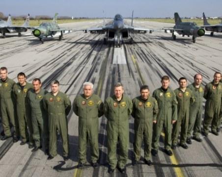 Готвят грандиозна модернизация на летище Граф Игнатиево заради новия F-16