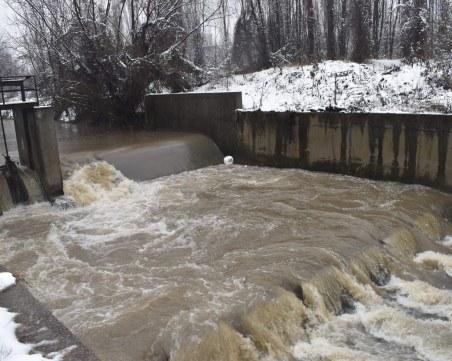 Христо Терзийски: Следим нивото на реките, имаме готовност за евакуация