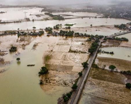 Втора община у нас пред бедствено положение, три реки преляха