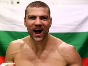 Тервел Пулев се завръща на ринга