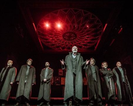 Поклон към големия творец: Асен Шопов е Асеновата крепост на истинския български театър