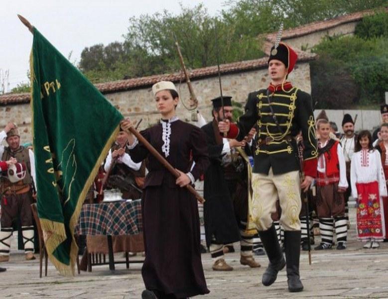 Поредица от събития за 145 години от Априлското въстание в Четвърти революционен окръг
